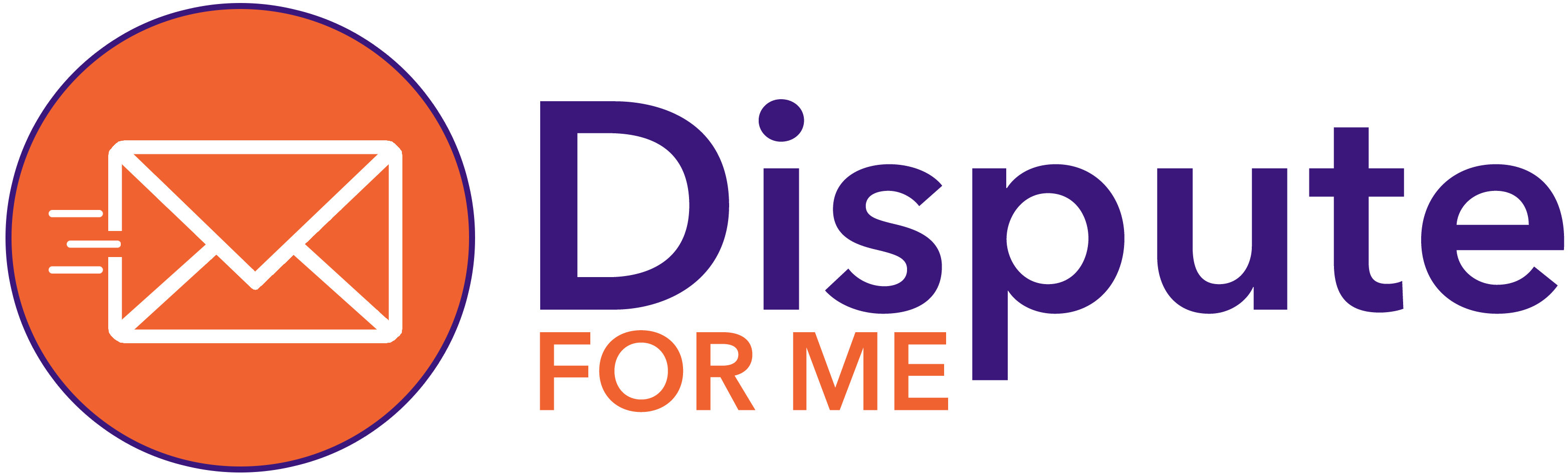 Dispute For Me Logo